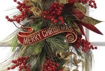 Holiday Decor ~ Christmas / *Holiday Decor ~ Christmas* / by Jo Stovall
