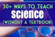 Homeschool: Science / by Jana D