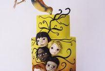 Cakes & Cake Decorating ~ Daily Inspiration & Ideas / Daily Cake Decorating Inspirations & Ideas shared from CakesDecor.com