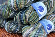 Mosaic Moon Wooly Goodness / colourway ideas for Jan/Feb co-op
