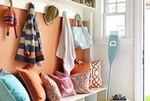 Laundry/Mud Room / by Meghan Fuss