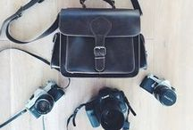Photographers & Their Camera Bag / by Grafea