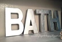 For the Home - Bathroom / by Jill Miller