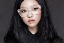 Girls in glasses / Girls in glasses