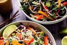 Food {salads}