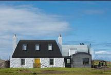 Architecture / Past and present architecture stories as featured in Homes & Interiors Scotland