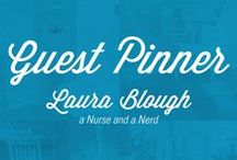 Guest Pinner : Laura Blough / Our third in our ReStore Guest Pinner Series is Laura Blough from A Nurse and a Nerd — http://anurseandanerd.blogspot.com/. All of these various projects and ideas utilize materials found in our ReStore.