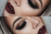 Beautiful Makeup Looks / Makeup Inspiration, ideas and look books