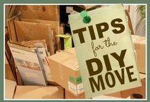 Organizing { & moving}