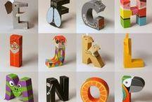 Alphabet DIY