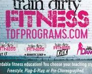 Train Dirty Fitness Certifications / Are you ready to get certified to teach TDF programs? We have Boot Camp, Dance, Kick, and HIIT- all are easy to teach, but  hard to do!! Every one can teach these programs: seasoned instructors or the brand new fitness professional- you can do achieve success in a group fit atmosphere.