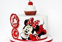 Minnie Mouse Cakes / Disneys' minnie mouse cakes