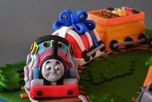 Thomas The Tank Engine Cakes / Thomas The Tank Engine Cakes