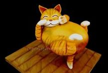 Cats Cakes / Cakes made for cats lovers.