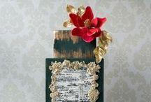Rustic Wedding Cakes / Rustic Wedding Cakes