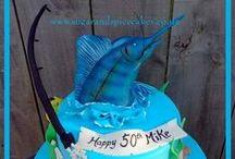 Fishing Cakes / Fishing cakes