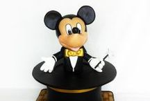 Mickey Mouse Cakes / Mickey Mouse Cakes, Cupcakes and Cake topers