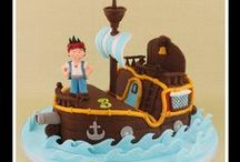 Jake and the Neverland Pirates Cakes / Jake and the Neverland Pirates Cakes, Cupcakes and Cake Topers