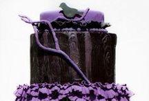 Gothic Cakes / Gothic themed cakes