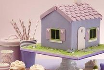 House Cakes, Sugar Houses, Gingerbread Houses / House Cakes, Sugar Houses, Gingerbread Houses