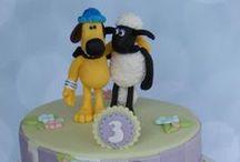 Shaun the Sheep Cakes / Shaun the Sheep Cakes