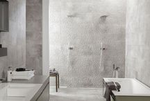 Nietzsches baths / Ideeën voor grote en kleine badkamer