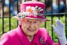 HRH {queen elizabeth II}