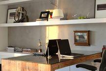 Nietzsche's study / Study, home office, werkkamer, thuiskantoor, kantoor, thuiswerken