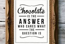 CHOCOLATE is THE ONLY Answer