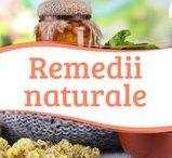 Remedii naturale / Remedii naturale pentru acasă ce tratează afecțiuni și deficiențe ca diabetul, bronșita, astmul și alergiile