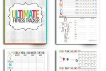 printables, planners, organization