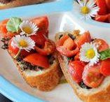 Vorspeisen & Appetizer / Vorspeisen, Appetizer, Kleines und Feines, entrée, recipes, Rezept