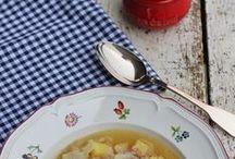 Suppen & Eintöpfe / Suppen, Eintöpfe, soups, potage, recipes, Rezept