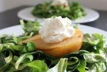 Salate / Salate, Salads, Salad Bowl, recipes, Rezept