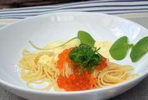 Pasta & Nudeln / Pasta-Rezepte, Nudel-Rezepte, recipes with noodles, Pasta, Nudeln, recipes, Rezept, Pasta mit Soße
