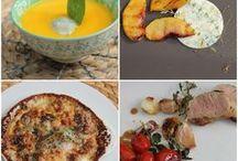 Gourmet & Menü / Gourmet-Küche und Menüs, Rezepte für Gourmets und Rezepte die geeignet sind, um Menüs zu kombinieren, recipes, menu, menue, menü, Rezept