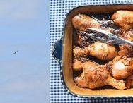 Geflügel & Wild / Geflügel, Wild, Huhn, Pute, Ente, Gans, recipes, Rezept, poultry, birds, wild dish, chicken, turkey, duck, goose