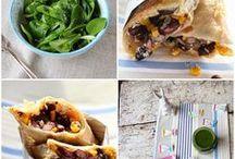 Sandwichs & Snacks / Sandwichs, Snacks, enchiladas, for the little hunger, recipes, Rezept, für Zwischendurch
