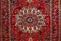 Design textiles: Persian rug