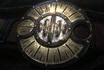Belt buckles / All sorts of big and beautiful belt buckles. Inspiration for future designs and some are just plain cool :)