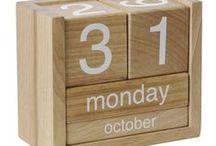 Wooden cubes calendar / DIY calendar with  wooden cube blocks  https://www.youtube.com/channel/UC_xMJ7EF_Vn7pDSShG1xEEA