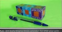 DIY blocks calendar / DIY idea to make desk calendar with cube blocks   of cardsheet https://www.youtube.com/channel/UC_xMJ7EF_Vn7pDSShG1xEEA