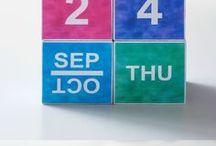 Interesting calendar ideas / Collection of interesting calendar ideas to make at home (DIY) using cube blocks of cardsheet https://www.youtube.com/channel/UC_xMJ7EF_Vn7pDSShG1xEEA