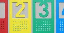 DIY cute calendar / Compilation of ideas for cute daily display desk calendar using cube blocks made of cardsheet. https://www.youtube.com/channel/UC_xMJ7EF_Vn7pDSShG1xEEA
