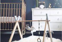 A babies room  / Cute ideas for a babies room