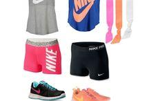 Gym Fashion  / Let's workout
