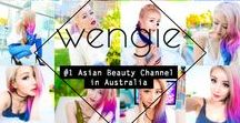 Wengie / Do you love Wengie ?  She's my favourite youtuber