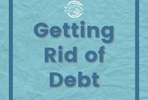 Getting Rid of Debt / Tips about everything debt related! How to reduce debt, pay down debt faster, and live debt free.