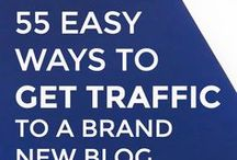 Generere Trafikk / Få flere lesere, hvordan få flere lesere, nye lesere til bloggen, få høye lesertall