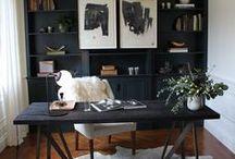 Hjemmekontor / Inspirasjon til eget hjemmekontor for nye og etablerte entreprenører og soloprenører